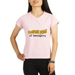 Confused Parent Performance Dry T-Shirt