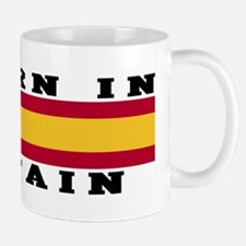 Born In Spain Small Small Mug