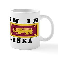 Born In Sri Lanka Mug