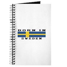Born In Sweden Journal