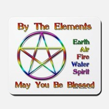 Elemental Blessing Mousepad