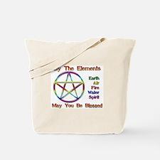 Elemental Blessing Tote Bag