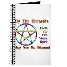 Elemental Blessing Journal