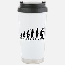 Cute Jobs and professions humor Travel Mug