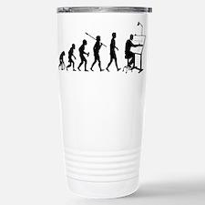 Cute Darwinism Travel Mug