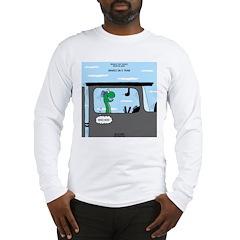 Snakes on a Train Long Sleeve T-Shirt