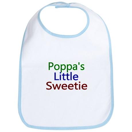 Poppas little Sweetie Bib