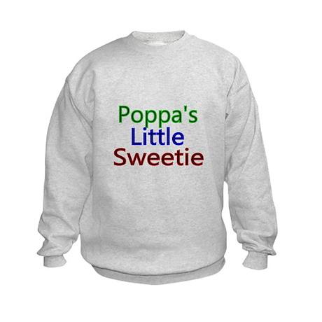Poppas little Sweetie Sweatshirt
