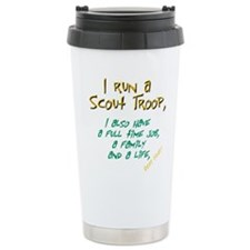 Unique Girls scout Travel Mug