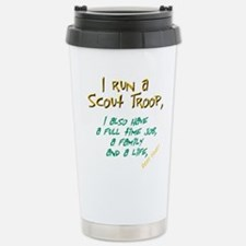 Unique Leader Travel Mug