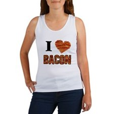 I love Bacon! Tank Top
