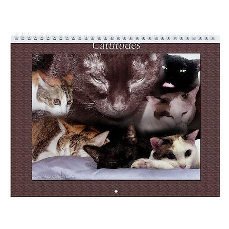 Cattitudes Calendar