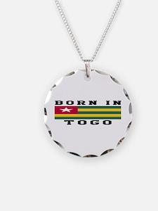 Born In Togo Necklace
