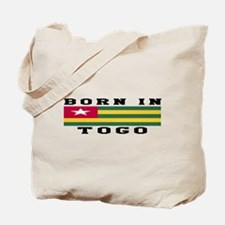 Born In Togo Tote Bag