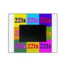Colorful 221B Picture Frame