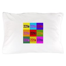 Colorful 221B Pillow Case