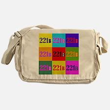 Colorful 221B Messenger Bag