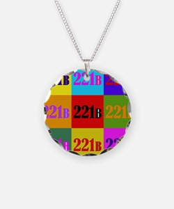 Colorful 221B Necklace
