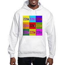 Colorful 221B Hoodie