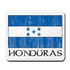 Honduras Flag Mousepad