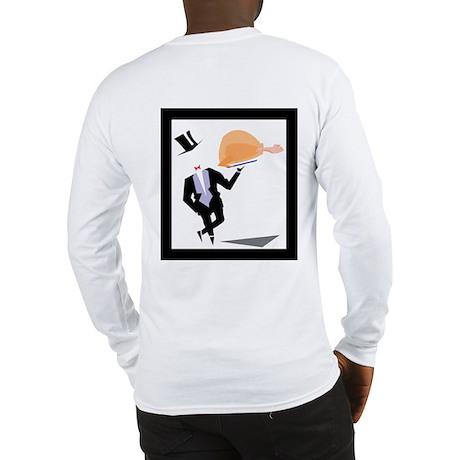 High Hat Turkey Long Sleeve T-Shirt