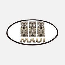 Maui TIKI Patches