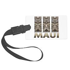 Maui TIKI Luggage Tag