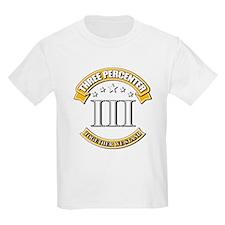 Three Percenter T-Shirt