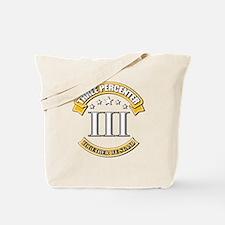 Three Percenter Tote Bag