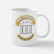 Three Percenter Mug