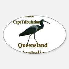 The Daintree Rectangle Stickers