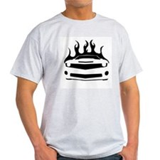 Flaming Camaro T-Shirt