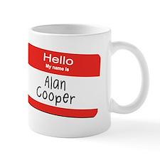 Hello, My Name Is Alan Cooper Mug