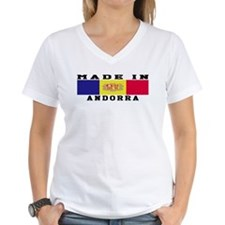 Andorra Made In Shirt