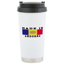 Andorra Made In Travel Mug