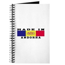 Andorra Made In Journal