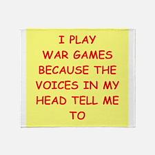 WAR Throw Blanket