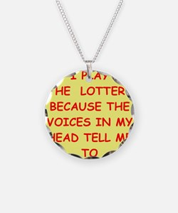 LOTTERY Necklace