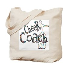 Cheer Coach 5 6 7 8 Tote Bag