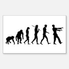 Zombie Evolution Decal