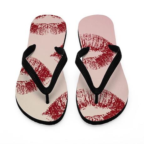 Kiss Flip Flops