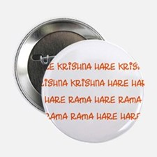 "Hare Krishna Maha Mantra 2.25"" Button"