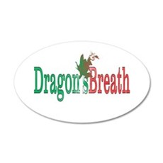 Dragons Breath 3 Wall Decal