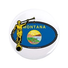 Montana Mission - Montana Flag - Angel Moroni - LD