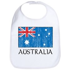 Australian Flag Bib