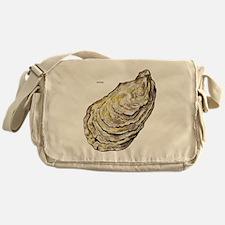 Oyster Sea Life Messenger Bag