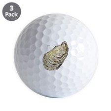 Oyster Sea Life Golf Ball