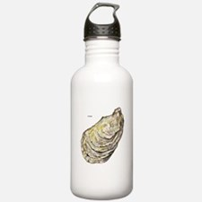 Oyster Sea Life Water Bottle