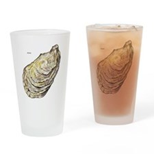 Oyster Sea Life Drinking Glass
