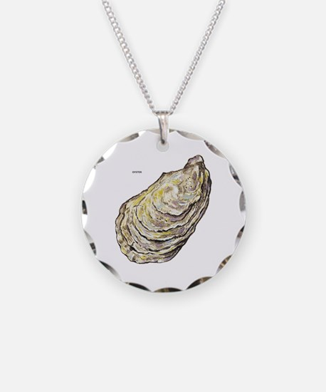 Oyster Sea Life Necklace